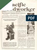 Popular Woodworking - 001 -1981