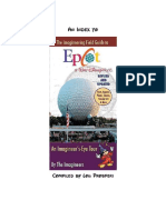 Imagineering Field Guide to Epcot Index