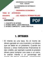 TEMA Nº 2 - INTERES.ppt
