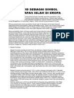 Masjid Sebagai Simbol Peradapan Islam Di Eropa