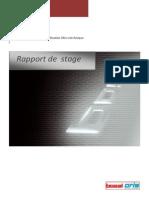 Rapport Stage Franck Claudel