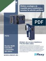 eWON Flexy - PSTN card (SP)