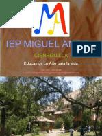 IEP Miguel Angel Presentación