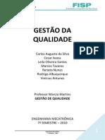 Gestão de Qualidade - IsO TS 16949