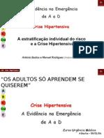 C - Crise Hipertensiva CEE2008