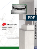 FIP Industriale Elastomeric Isolators