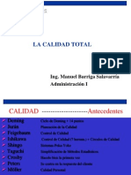 Calidad Total - Clase 12