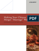 Chinese Merger Marriage Secure