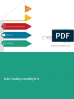 Technopak Company Credentials - July 2014
