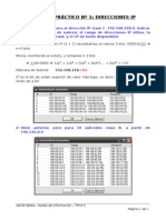 TP - Direcciones IP
