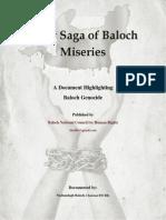 Sorry Saga of Baloch Miseries