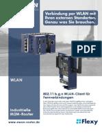 eWON Flexy - WLAN / WiFi card (DE)
