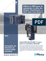 eWON Flexy - carte Wifi (FR)