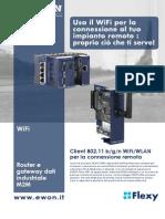 eWON Flexy - WiFi/WLAN card (ITA)