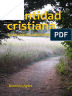 Identidad Cristiana en La Corriente Anabaptistamenonita