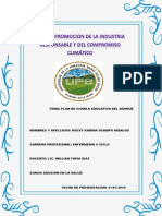 Plan de Charla Educativa