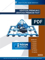 Ventosa Premium e Premium Fast