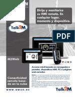 M2Web - Conectividad remota basada en la nube