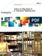 A4_Predictive Analytics on Big Data to Improve Insight, Decision Making and Profitability