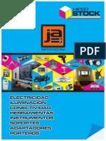 Catalogo Importadora JA