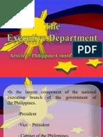 Article7 Executive department