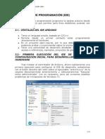 Entorno Programacion IDE