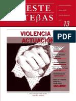 La  Peste de Tebas - Nro 13 - Violencia y Actuacion - 1999 Oct.pdf