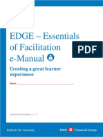 essentials of facilitation pg