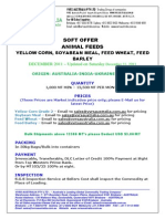 Home Sp Website Vvrsaustralia Images Downloads AnimalFeeds Download Animal Feed Price List December 2011