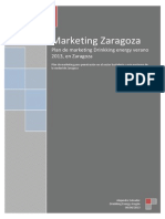 Plan de Marketing Drinkking Zaragoza