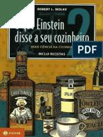 o Que Einstein Disse a Seu Cozinheiro 2