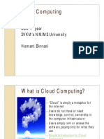 1 Cloud Computing