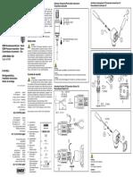 Pressure Transmitter Type JUMO MIDAS C08_Cara Pemasangan