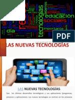 Album de Las Nuevas Tecnologías...