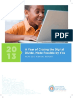 MCFS 2013 Annual Report