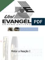 Tipos de Motores a Reação I