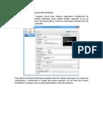 Creación de Máquina Virtual Con MAC OS