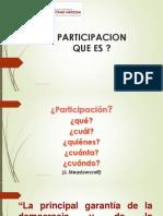 2.-PARTICIPACION