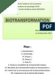 5. Biotransformation khaoula