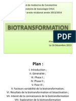 5. Biotransformation khaoula
