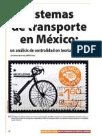 Sistemas de Transporte Mexico