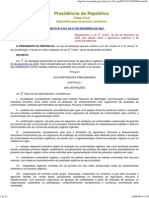 Decreto Nº 6323