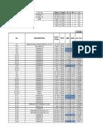 Cálculos API 570