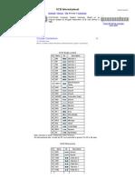 SCSI Internal Pinout Diagram @ Pinouts