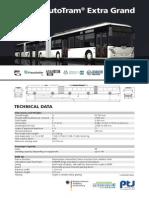 Bus Auto Tram Extra Grand