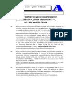 CORRESPONDENCIA 14agosto