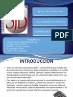 Ppt.ministerio de Educacion