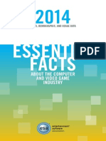 ESA Essential Facts 2014