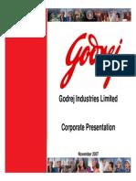 Godrej Corporate Presentation