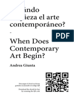 Andrea Giunta - ¿Cuándo emppieza l arte contermporáneo?.pdf